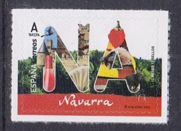 5.- SPAIN 2018  12 MONTHS 12 STAMPS - NAVARRE - 1931-Hoy: 2ª República - ... Juan Carlos I