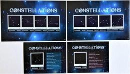 # Guyana 2013**Mi.8637-46 Constellations , MNH [16;25-26] - Astrologie