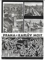3080t: AK Praha- Karluv Most, Gelaufen 1970 Nach Wien - Tschechische Republik