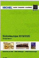 MICHEL Südosteuropa 2019/2020 Briefmarken Katalog New 74€ Europa Band 4 Bulgaria Griechenland Romania Türkei Zypern - Crónicas & Anuarios