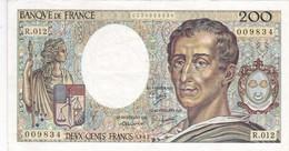 Billet De 200 Francs France Montesquieu 1983 / TTB - 200 F 1981-1994 ''Montesquieu''