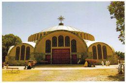 1 AK Äthiopien * Kathedrale St Mary Of Zion In Der Stadt Axum * - Äthiopien