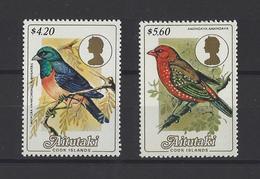 AITUTAKI.  YT   N° 697/398  Neuf **   1984 - Aitutaki