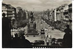 3080u: AK Oldtimer In Prag, Gelaufen 1957 Nach Wien - PKW