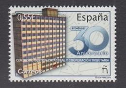 18.- SPAIN 2018 30 Aniv. Cadastral Management And Tax Cooperation Center - 1931-Hoy: 2ª República - ... Juan Carlos I