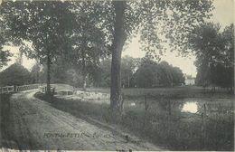 0121 * PONT DE VEYLE Parc Et Chateau - Francia
