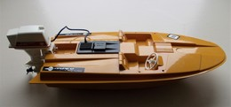 - Bateau électrique Piper Monteleone - - Bateaux