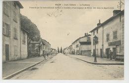 MACON - SAINT CLEMENT - Le Faubourg - Macon