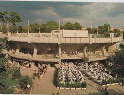 Paris (75016) STADE ROLAND GARROS. Le Court N° 1 Et Le Restaurant Publique - Tennis