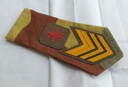 Pendente Da Spallina E.I. Sergente Maggiore Trasmissioni Anni '70/80 - Esercito