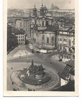 3080y: AK Prag, Altstädter Ring, Gelaufen 1942 In Die Ostmark - Tschechische Republik