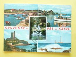 V10--C-50-manche-- Souvenir Du Val De Saire-fermanville- Barfleur-vast- Gatteville-- - France
