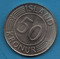 ISLAND 50 KRONUR 1980 KM# 19 - Islande