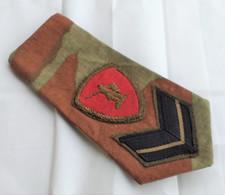 Pendente Da Spallina E.I. Caporale Divisione Legnano Anni '50/70 - Esercito