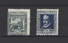 ESPAGNE.  YT  N° 534-536  Neuf *   1935 - 1931-50 Ungebraucht