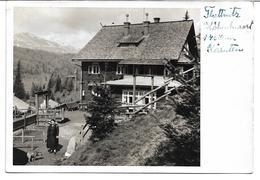 3081v: AK Flattnitz, Schönes Motiv, Gelaufen Im III. Reich - St. Veit An Der Glan