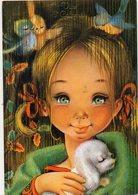 ENFANTS 693 : Vive Sainte Catherine ; ( J Ai Gommer De 2 Sur Le Visage ) - Niños