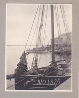 LE CROISIC Le Port 1929  Photo Amateur Format Environ 7,5 Cm X 5,5 Cm - Lieux