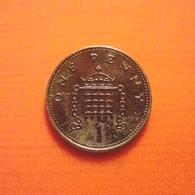 1 Penny Münze Aus Großbriatannien Von 1987 (schön) - 1971-…: Dezimalwährungen
