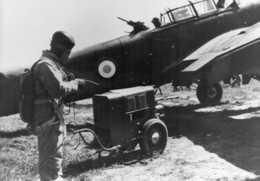 1939 - 'Aviateur Mitrailleur - Lançeur De Moteur - Aviation