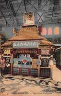 CPA STAND BANANIA - Exposition Coloniale - Publicité