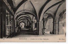 MONTAUBAN - ARCADES DE LA PLACE NATIONALE - Montauban