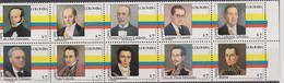 Colombia Personalità Set MNH - Altri