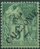 Nouvelle Caledonie (1892) N 24 (Charniere) - Unused Stamps