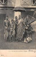 CPA UN ROI ET SA SUITE AU NIGER - Dahomey
