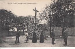 Buzignargues Le Calvaire - France