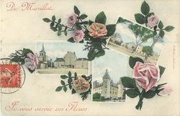 03 Marcillat Fleurs   Réf 1764 - Andere Gemeenten
