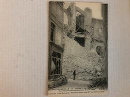 ARRAS Portail De La Cathédrale Rue Meaulens Bombardement Du 26 Juin 1915 - Arras