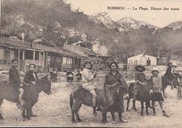 Sormiou La Plage Depart Des Trams - France