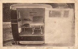 D46  CAHORS  Ambulance Départementale ........... ARTIGALAS - Cahors