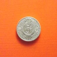 5 Cents Münze Von Den Niederländischen Antillen Von 1993 (vorzüglich) - Niederländische Antillen
