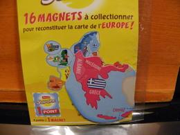 Magnet BROSSARD Europe Grèce-Macédoine - Tourisme