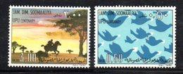 XP4067 - SOMALIA 1975 ,  Serie Yvert N. 174/175  *** MNH  Upu 1974 - Somalia (1960-...)