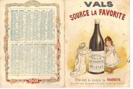 Vals Source La Favorite - Calendriers