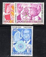 XP4074 - TUNISIA ,  La Serie  Emessa Per Il Congresso Socialista  *** MNH - Tunisia (1956-...)