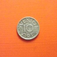 10 Öre Münze Aus Schweden Von 1988 (sehr Schön) - Schweden