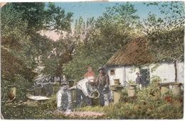 Krajobraz Wiejski - Russische Landschaft - & Farmer - Pologne