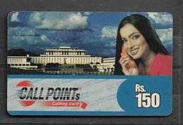 PAKISTAN USED PHONECARD RS 150 - Pakistan