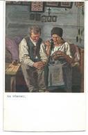 3081a: Künstler- AK Lt. Scan - Tschechische Republik