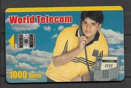 PAKISTAN USED PHONECARD 1000 UNITS - Pakistan