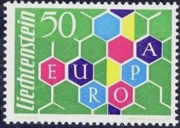 CEPT Europa 1960 Liechtenstein Yvertn° 355 *** MNH Cote 120 Euro - Nuevos