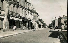 CPM - Saint-Loubès - La Grande Rue Vers Libourne - Otros Municipios