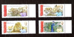 Niuafo' Ou - Tonga 2015; Fauna, Wild Animals; India - Gandhi; MNH** VF; CV 25 Euro!! - Other