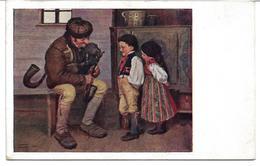 3081b: Tschechische Künstler- AK Jaroslav Spillar - Tschechische Republik
