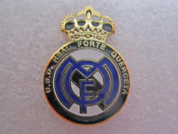 USD Real Forte Querceta Forte Dei Marmi Lucca Calcio Distintivi FootBall Soccer Pin Spilla Italy - Calcio