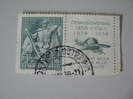 Tschechoslowakei  392 O - Oblitérés